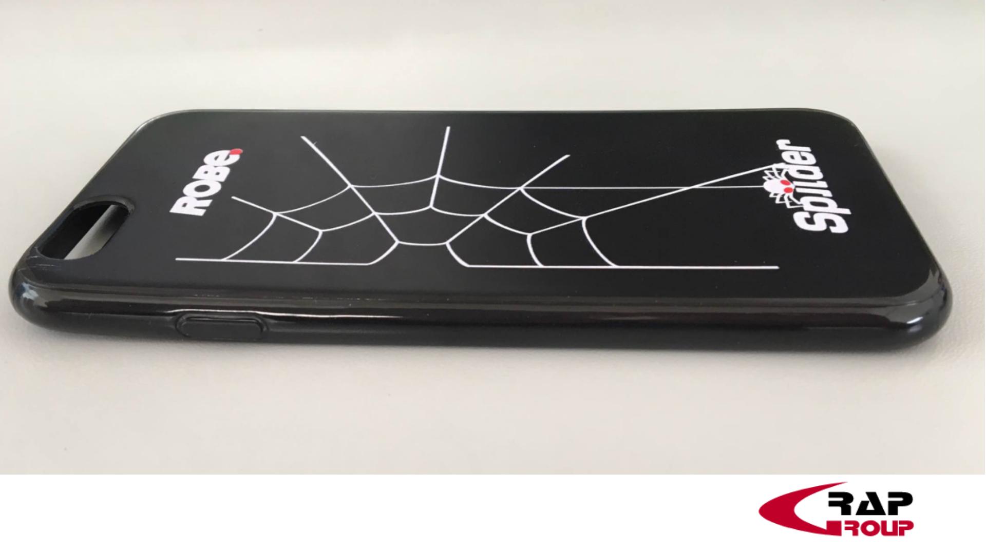 Reklamní dárek na nový vizuál SPIDER firmy ROBE