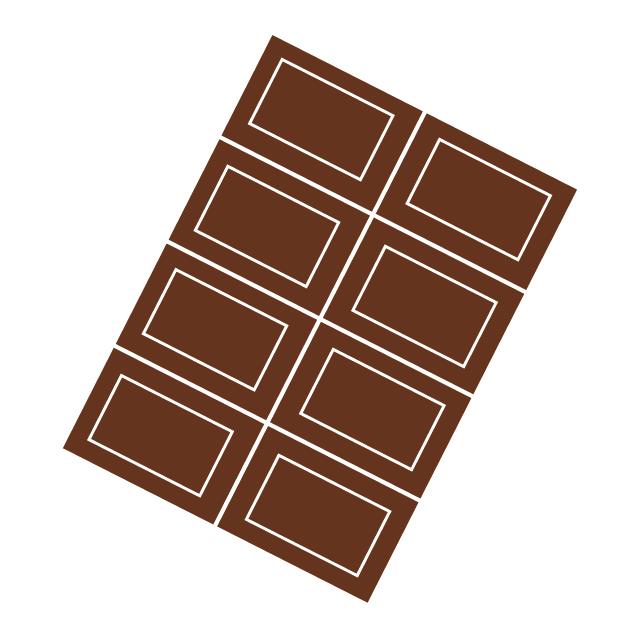 Výrobky z belgické čokolády 2017