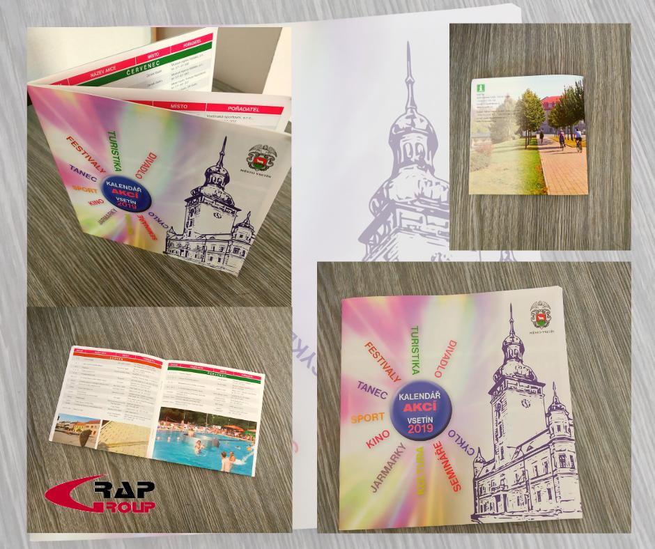Kulturní brožura města Vsetín